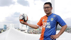 Tentang Weekend Warrior, Ridwan Kamil: Yang Penting Sehat Batinnya
