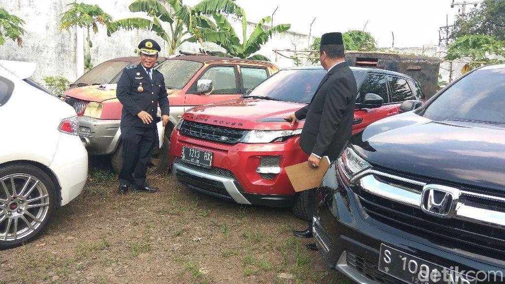 Deretan Sitaan KPK di Mojokerto, Jet Ski hingga Mobil Mewah