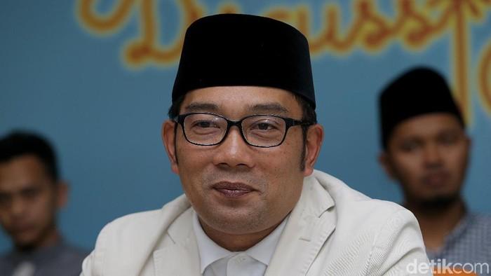 Ridwan Kamil (Foto: Muhammad Ridho)