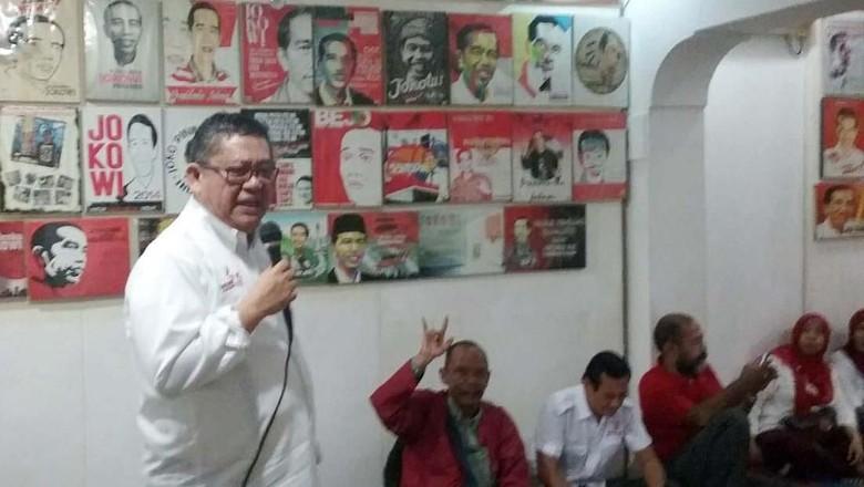 Lawan Hoax! Seknas Jokowi Gelar Sosialisasi