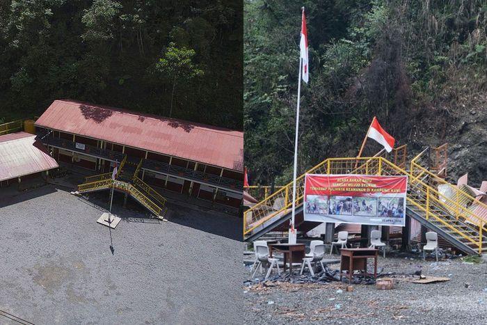 Rumah sakit yang dibangun amat dibutuhkan karena warga yang datang dari jauh pun dulunya berobat ke sini, tapi sekarang sudah tidak bisa. Dok. PT Freeport Indonesia/Ardan Adhi Candra.