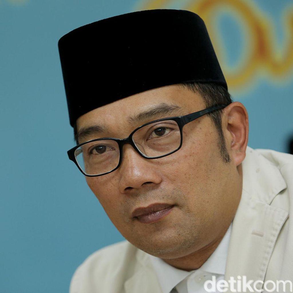 Debat Cagub, Ridwan Kamil: Jabar Kurang Bahagia