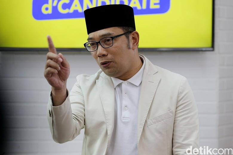 Ridwan Kamil. Foto: Muhammad Ridho