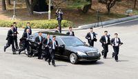 Mobil King Jong Un.
