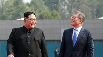 Ini Lho yang Selalu Kim Jong Un Bawa Saat Traveling