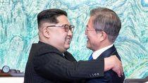Video Kemeriahan Kim Jong-un Tinggalkan Korea Selatan
