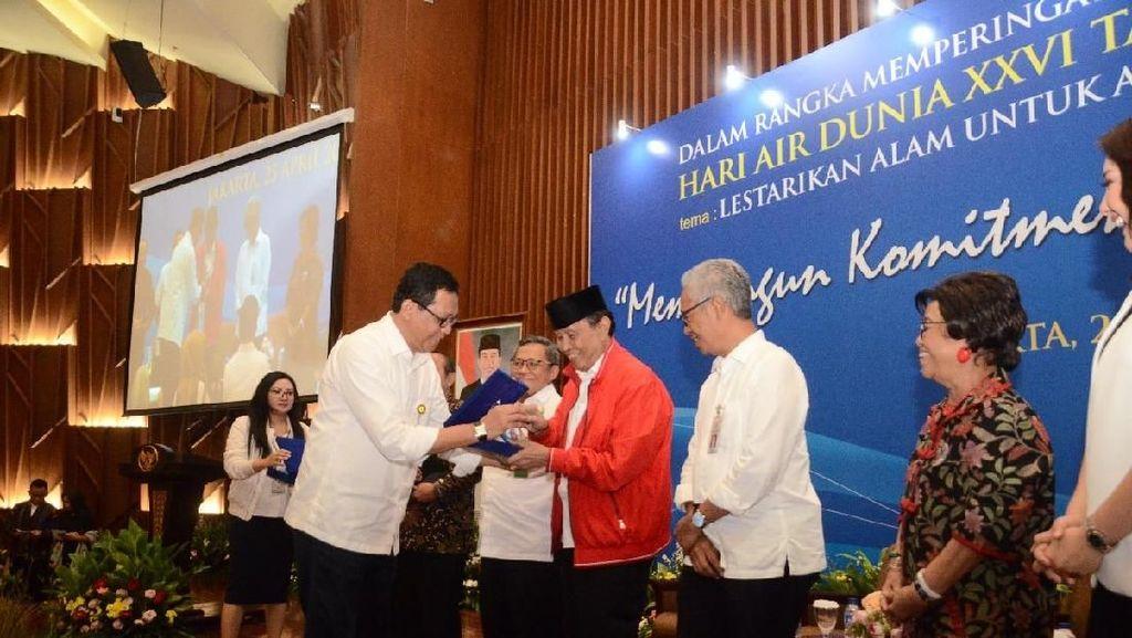 Cara Kementerian PUPR Bikin Kinclong Rawa Pening di Semarang