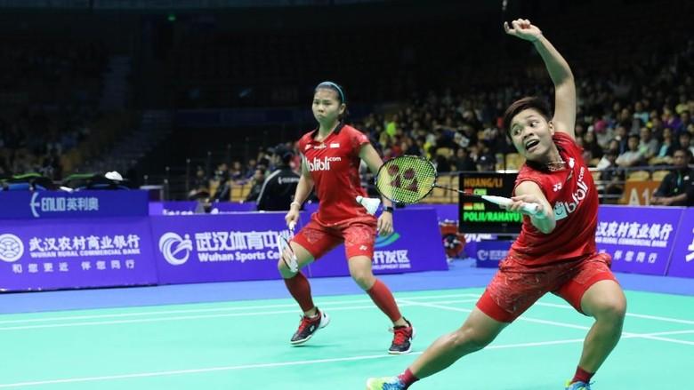 Pesan PBSI untuk Wakil Indonesia yang Tersisa di Kejuaraan Asia