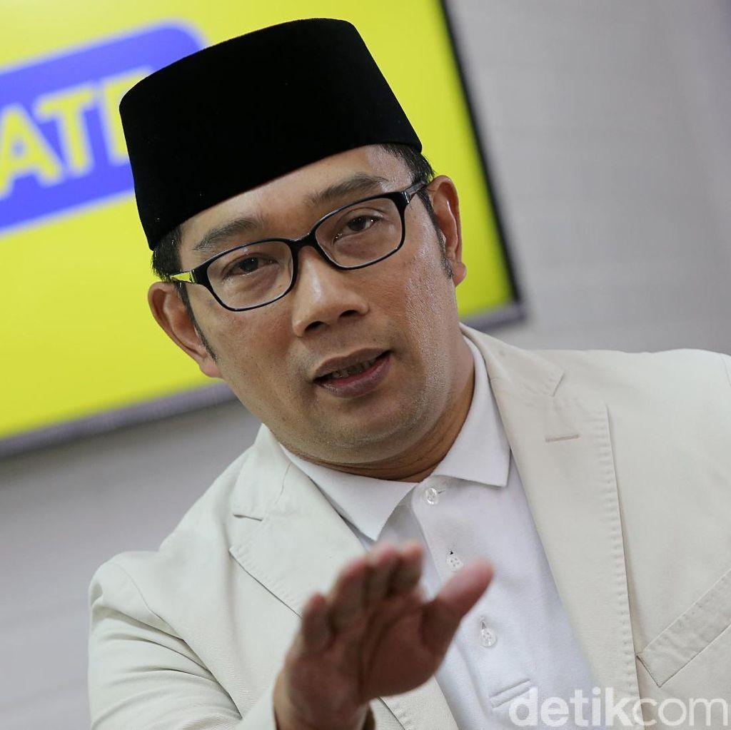 Ridwan Kamil Bidik Suara Swing Voter