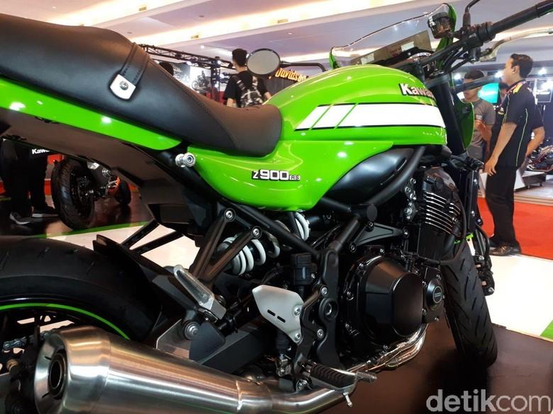Kawasaki Z900RS. Foto: Ruly Kurniawan