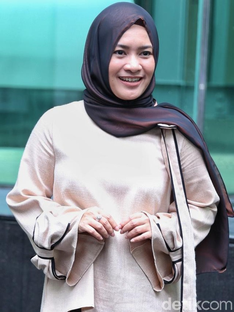 Ikke Nurjanah Foto: Ismail/detikHOT