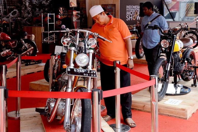 Cawagub Jabar Uu Nilai Chopper Jokowi Biasa Saja. Foto: Cawagub Jabar Uu (Dok. PPP)