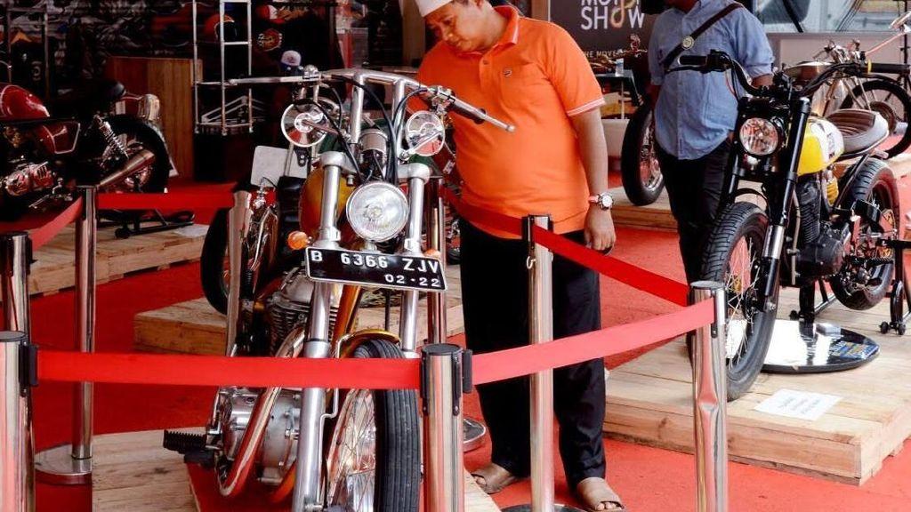 Cawagub Jabar Uu Nilai Chopper Jokowi Biasa Saja