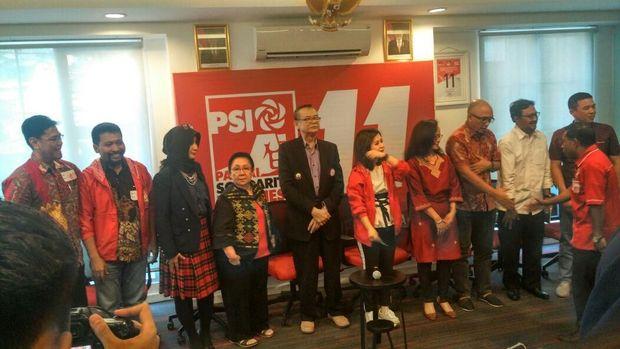 Dibantu Eks Pimpinan KPK, PSI Masih 'Hunting' Caleg untuk 2019