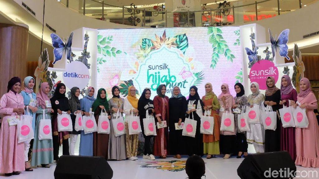 Selamat! 20 Hijabers Lolos ke Audisi Sunsilk Hijab Hunt Palembang Tahap 2