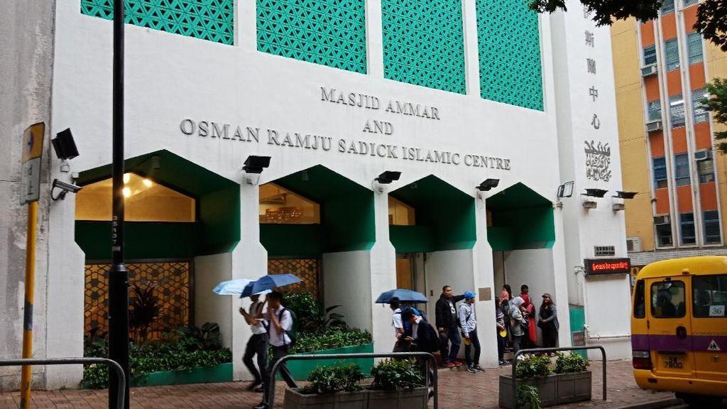 Lika-liku Kaum Muda Muslim Dakwah Kenalkan Islam di Hong Kong