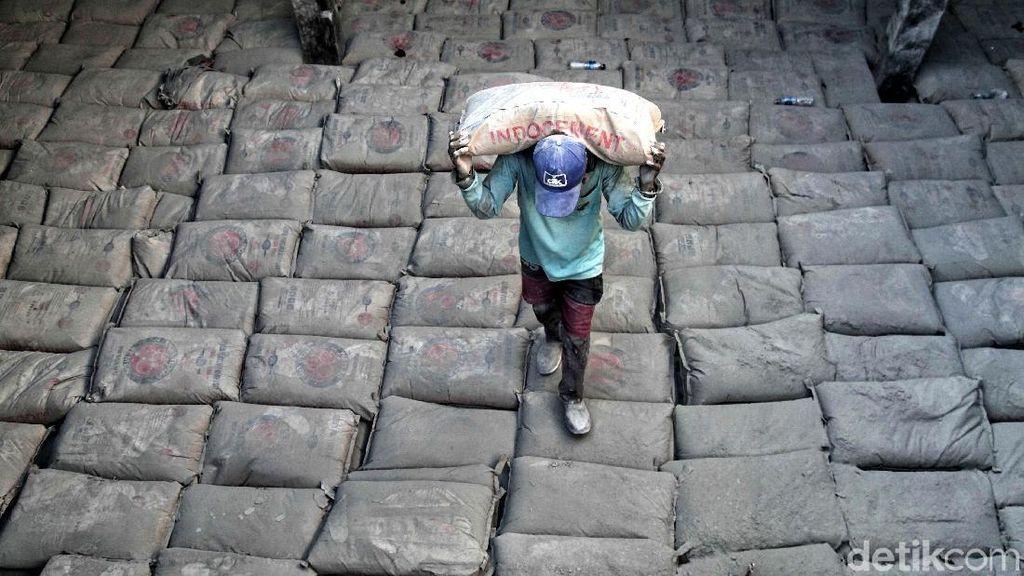 Semen Baturaja Bakal Dipakai untuk Bangun Tol hingga Pelabuhan