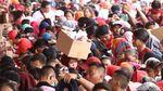 Berita Heboh: 400.000 Sembako Gratis, Tabung Gas Meledak