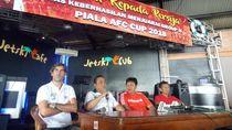 Lolos Semifinal Piala Asia, Persija Syukuran