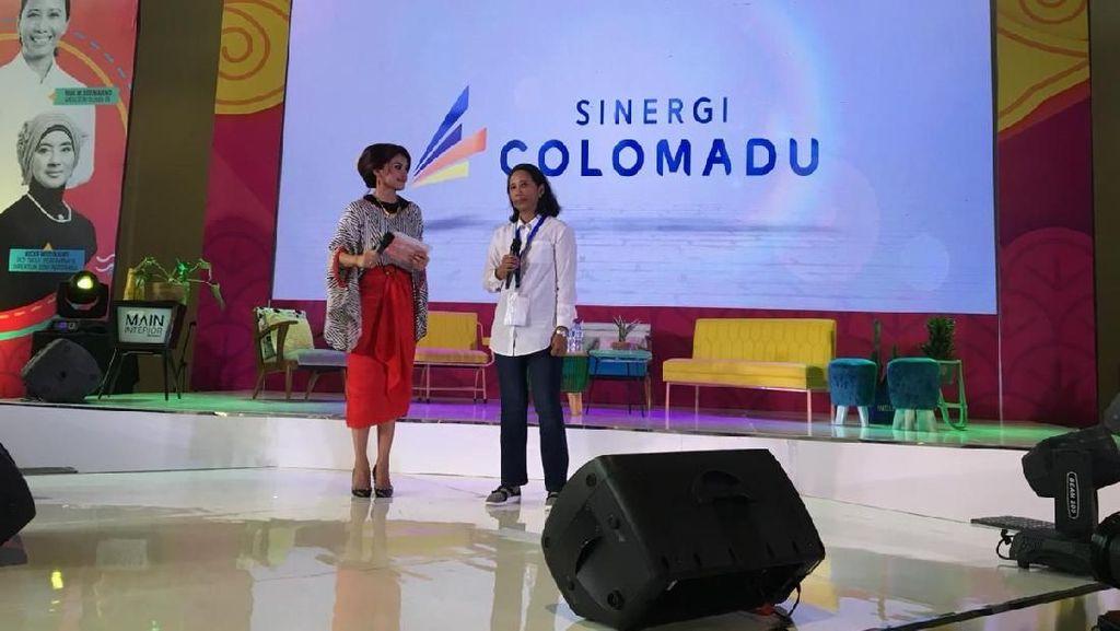 Pesan Rini Soemarno untuk Perempuan Indonesia
