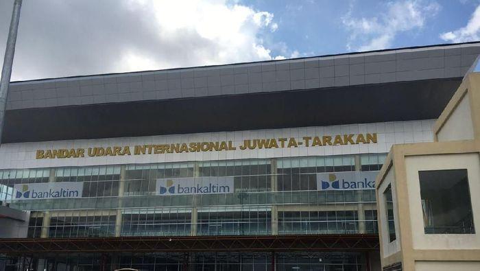 Proyek Bandara Juwata senilai 1,39 triliun di Tarakan rampung pada 2016. Foto: Dina Rayanti/detikcom