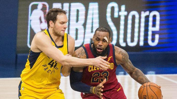 Indiana Pacers dan Cleveland Cavaliers sampai gim ketujuh (Trevor Ruszkowski-USA TODAY Sports)