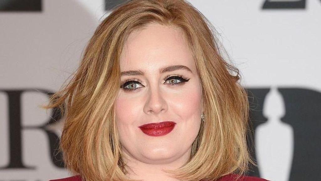 Putuskan Cerai, Adele dan Suami Sudah Tahunan Tak Tinggal Serumah