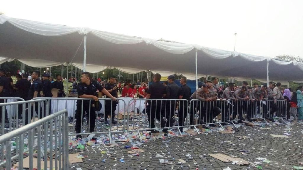 Polisi: Keterangan Dokter, 2 Bocah Tewas di Monas Akibat Heatsroke