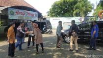 Keluarga Pantau Pencarian Firdan yang Jatuh di Selat Bali