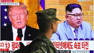 Trump Mengklaim Berjasa Atas Pertemuan Korut-Korsel, Kok Bisa?
