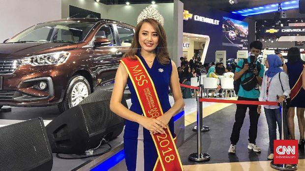 Novita Indah raih Miss IIMS 2018