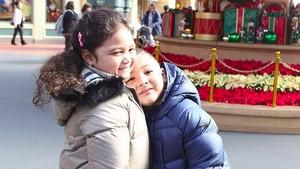Lucunya Amora dan Kellen, Kakak-Adik Buah Hati KD dan Raul Lemos