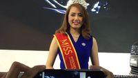 Cerita Dara Cantik Miss Motor Show IIMS 2018