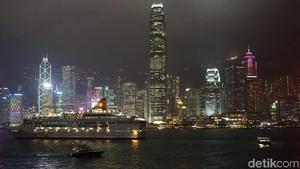 Harbour City, Tempat Romantis Habiskan Malam di Hong Kong