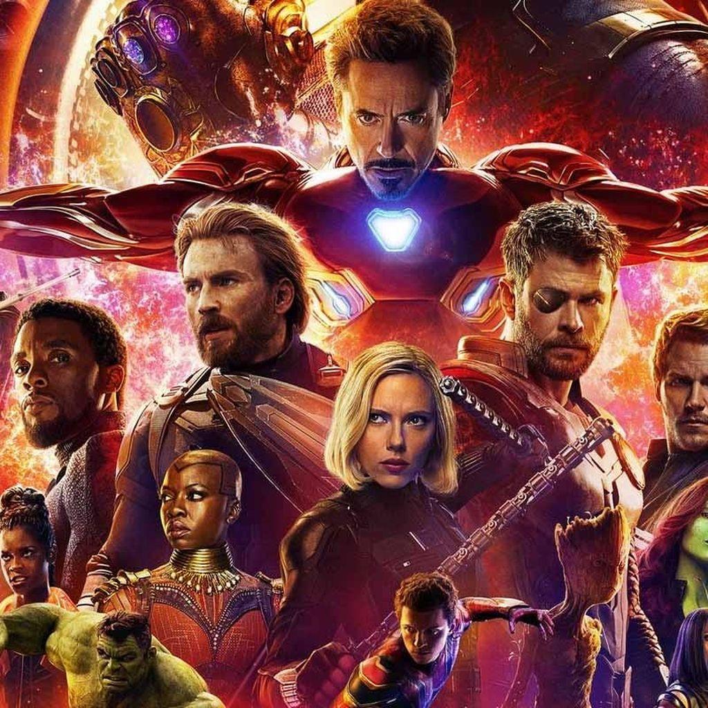 Alasan Kamu Wajib Tonton Film Avengers & Raih Merchandise-nya