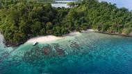 Lautan Cantik di Sulawesi Utara Tidak Hanya Bunaken