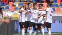 Kalahkan Bologna 2-1, Milan Akhiri Puasa Kemenangan