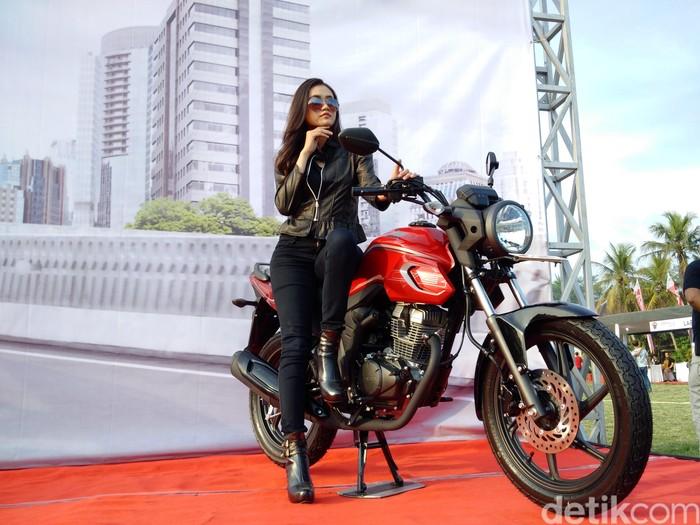 Honda CB150 Verza di Yogyakarta