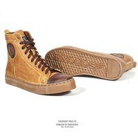 Mantan Pengamen Sukses Bisnis Sepatu Kulit Beromzet Rp 200 juta/bulan