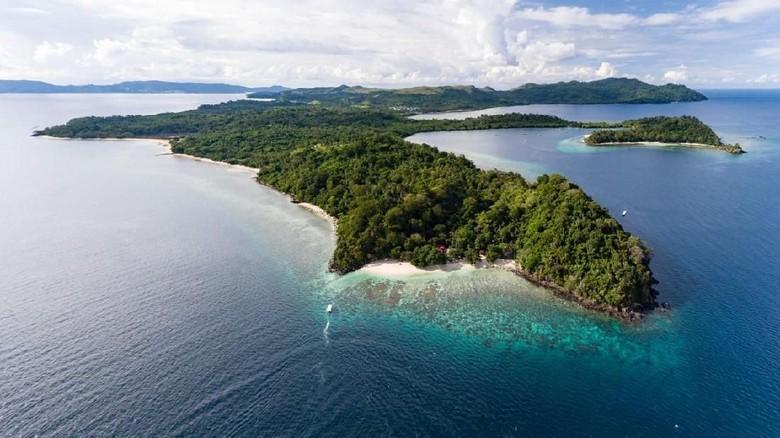 Pulau Bangka di Sulawesi Utara (dok Istimewa)