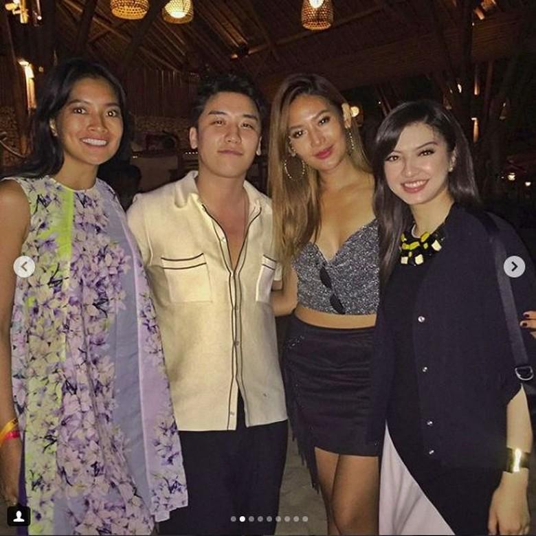 Seungri BIGBANG Liburan Bareng Raline Shah Lagi di Bali
