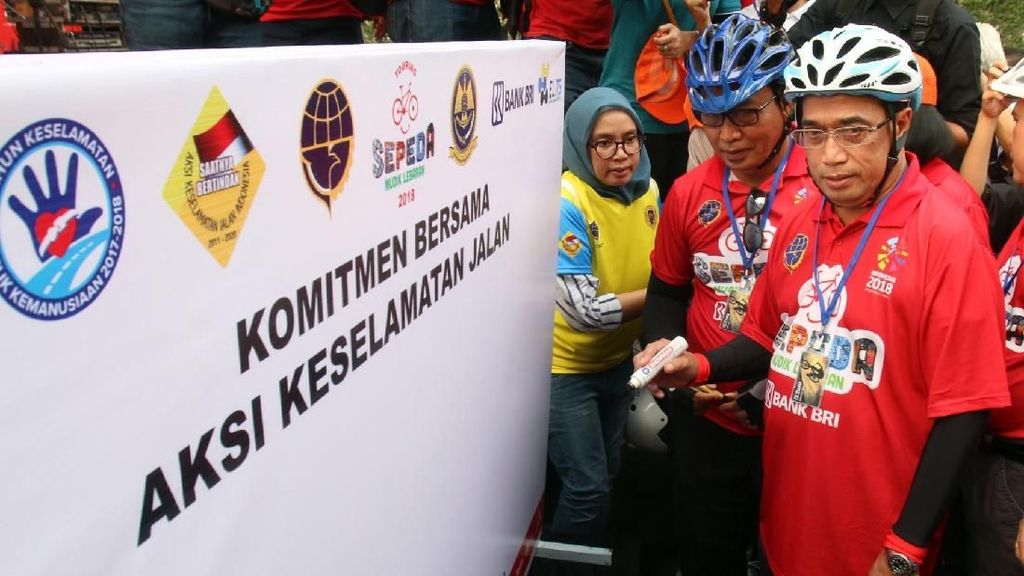 Menhub Minta Operator Hias Kendaraan Bertema Asian Games