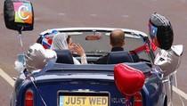Throwback! Foto Pernikahan Pangeran William-Kate Middleton