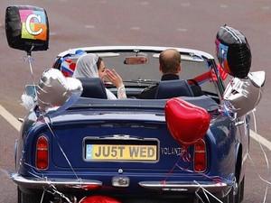 <i>Throwback</i>! Foto Pernikahan Pangeran William-Kate Middleton