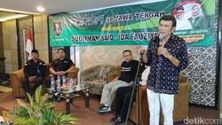 Fans Rhoma Irama Deklarasikan Dukungan untuk Sudirman-Ida