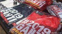 ACTA Keluarkan Maklumat Terkait Pemakaian Kaus #2019GantiPresiden