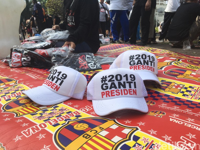 Survei Roda Tiga: Lebih Banyak yang Setuju #2019GantiPresiden