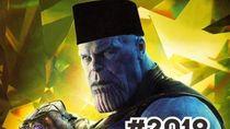 Thanos Juga Kena #2019GantiPresiden