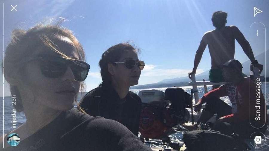 Bukti-bukti Jedar dan Richard Kyle Liburan Bareng ke Bali