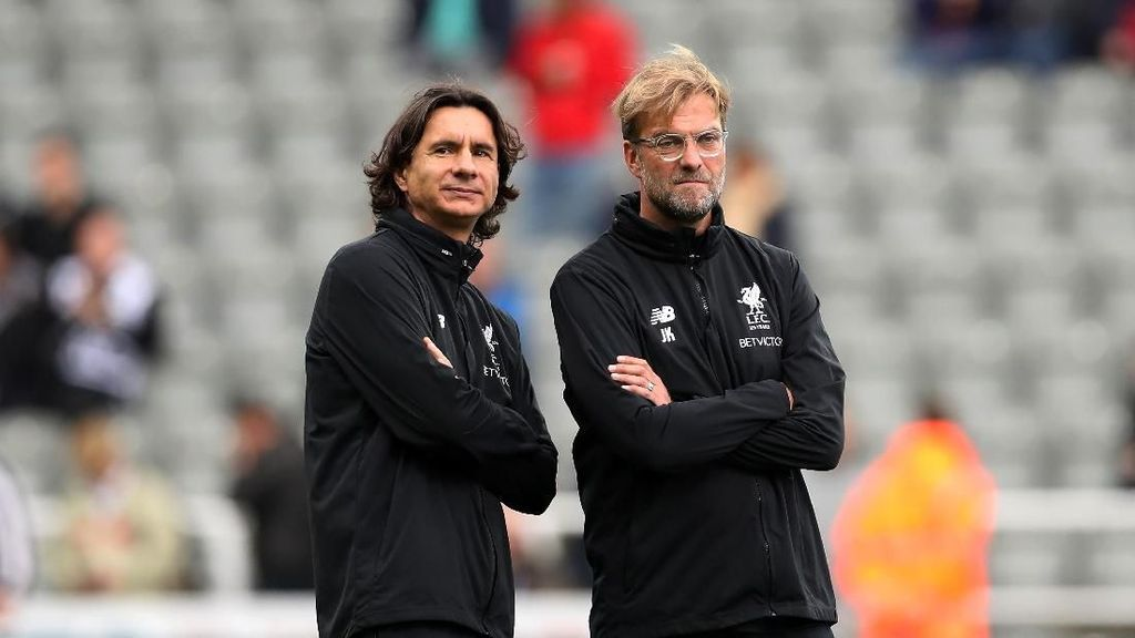 Asisten Manajer Liverpool Salah Satu Kandidat Pengganti Wenger?